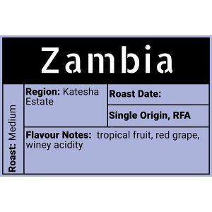 Zambia Evolve Coffee