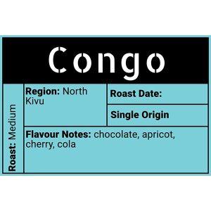 Congo Evolve Coffee Moose Jaw