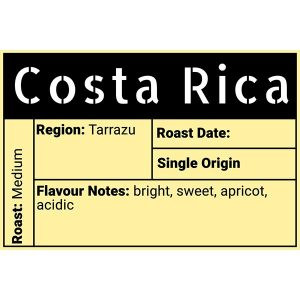 Costa Rica Evolve Coffee Moose Jaw