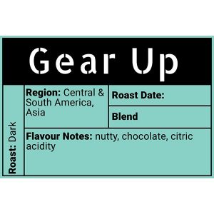 Gear Up Evolve Roasted Coffee Moose Jaw