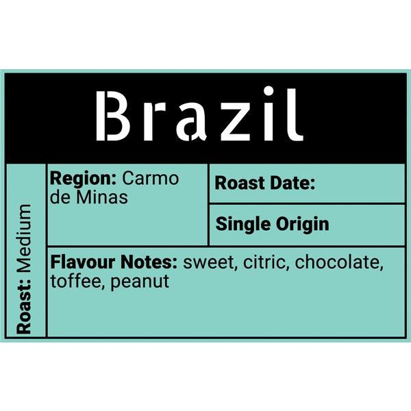 Brazil Coffee (Carmo de Minas) Moose Jaw - Evolve