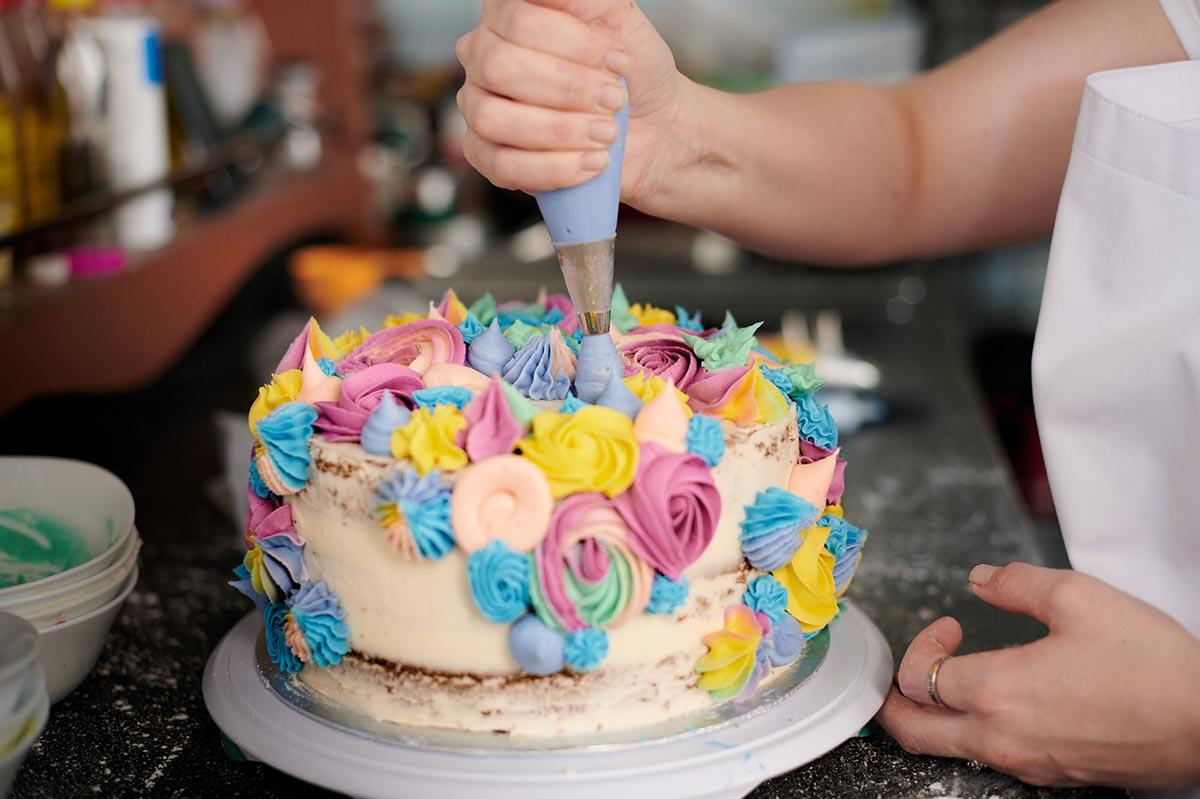 Custom Cake - Baking - Order Online - Moose Jaw