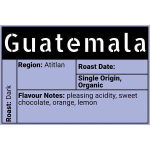 Guatemala (Atitlan) Coffee - Evolve Coffee - Moose Jaw