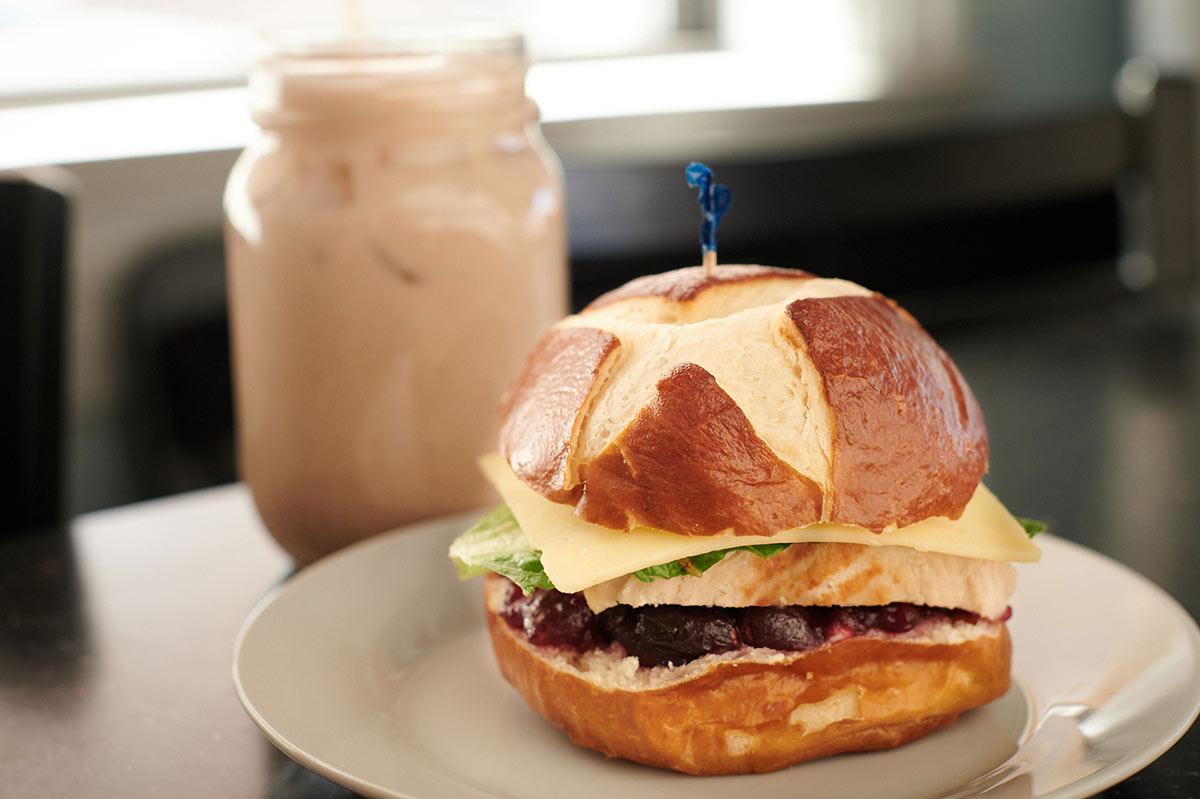 Moose Jaw Cafe - Healthy Food - Breakfast Lunch Supper - Sandwich Soup